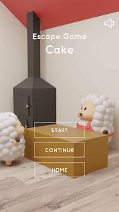 Escape Game Cake 2