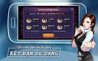 Screenshot of Texas Poker Việt Nam