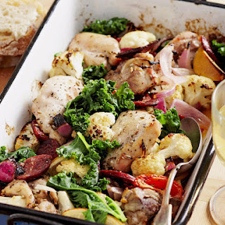 Chicken Baked Kale Recipes