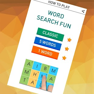 Word Search Fun - Premium Screenshot