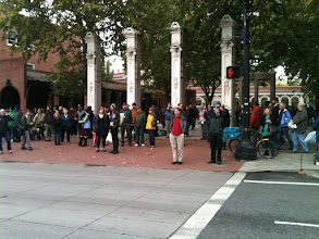 Photo: #OccupyPortland - Oct 6th, 2011