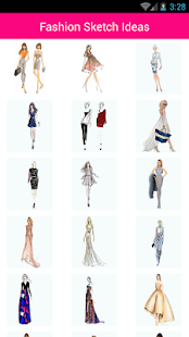Fashion Design Sketch Ideas - Apps on Google Play