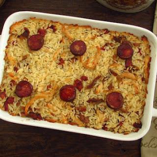 Chicken And Chorizo Rice