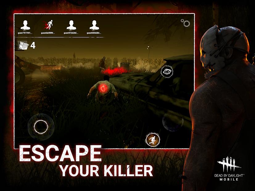 Screenshot - Dead by Daylight Mobile