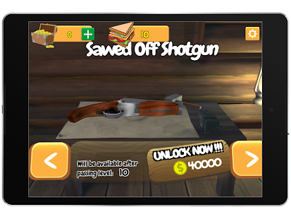 Mad Ducks AR – Duck Hunting Augmented Reality Game- screenshot thumbnail