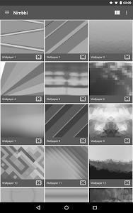 Nimbbi - Icon Pack v1.0.0