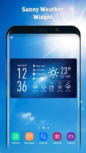6 day weather forecast&widget ud83cudf27ud83cudf27 10.2.7.2270 screenshots 3