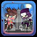 Ninja Run Game icon