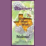 Texas Mead Works Blackberry Melomel