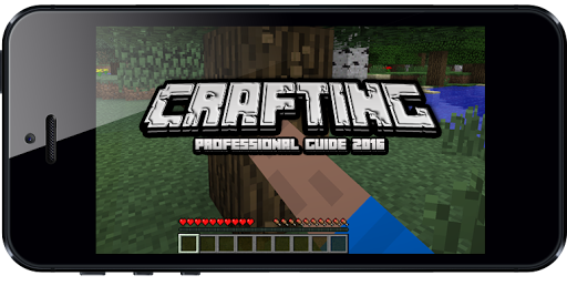 Crafting Guide for Minecraft for PC