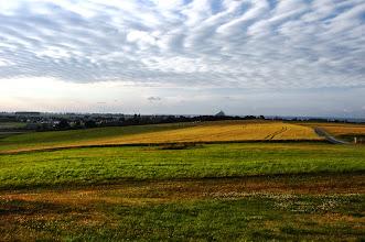 Photo: BRETANYA 2013. MONT SAINT-MICHEL (Normandia ). Vista des del Moulin à vent de Moidrey.