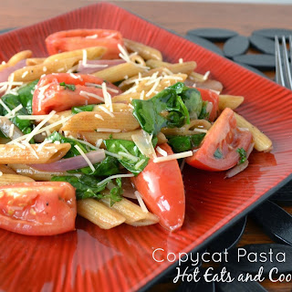 Copycat Noodles and Company Pasta Fresca