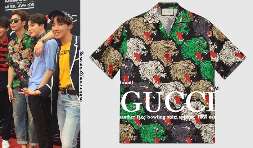fd096e3e44a Here s The Full Collection Of What BTS Was Wearing At The BBMAs