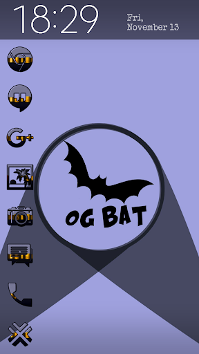 OG Bat - Icon Pack