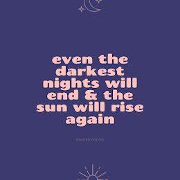 The Sun Will Rise Again - Instagram Post item