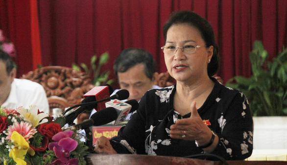 Nâng giá máy xét nghiệm virus Vũ Hán, Chủ tịch Quốc hội nói 'ăn quá dày'