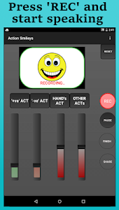 Action Smileys screenshot 12