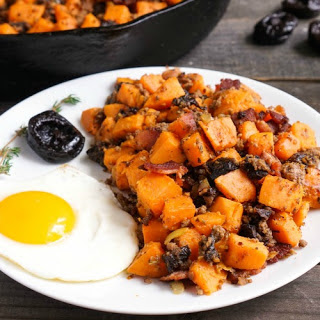 Sweet Potato Breakfast Hash.