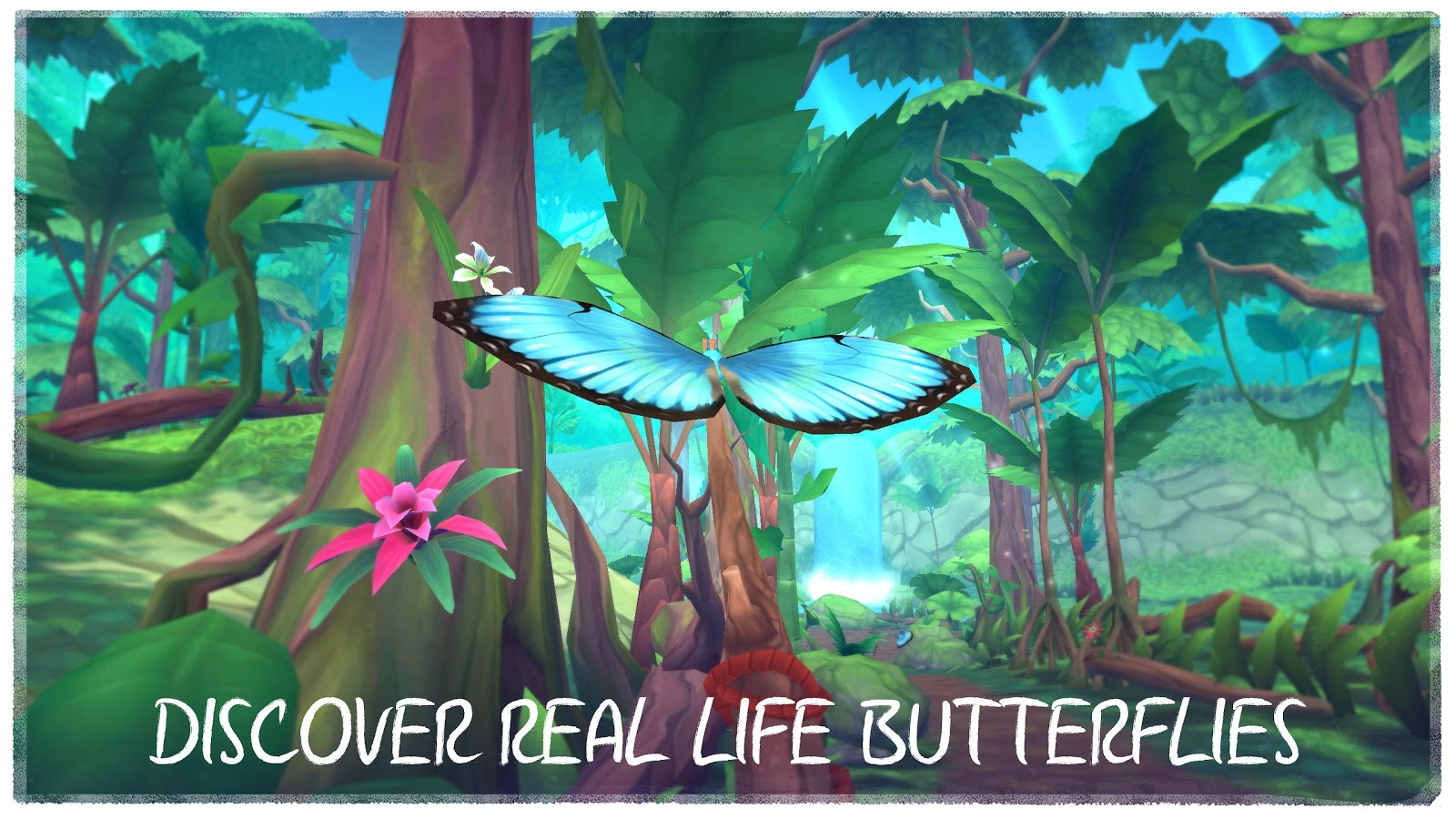 Flutter VR- screenshot