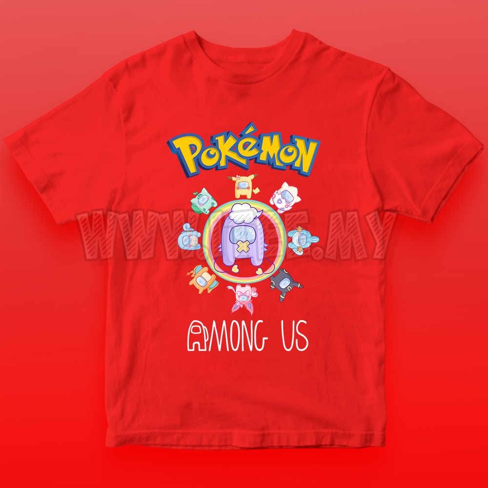 Pokemon x Among Us 8
