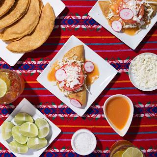 Tacos de Papa (Potato Tacos).