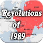 Revolutions of 1989 History Apk