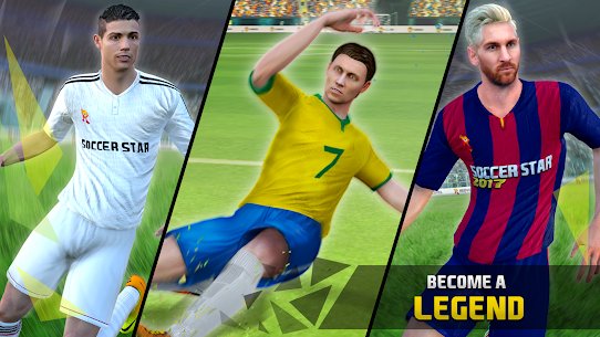 Soccer Star 2017 World Legend 3.7.0 (Unlimited Money) MOD Apk 1