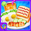 Breakfast Maker - Cooking games icon