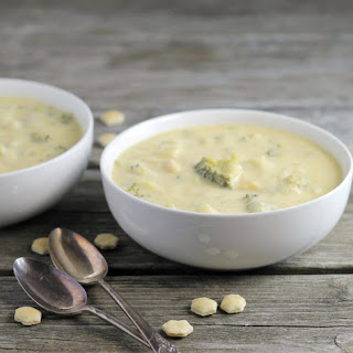 Chicken Breast Cheddar Cheese Soup Recipes