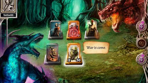 Drakenlords: CCG Card Duels Screenshot