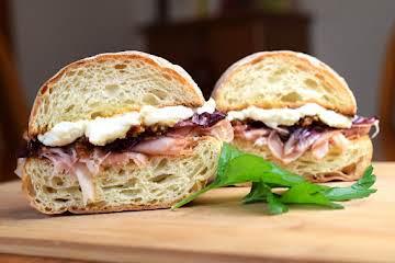 The Sicilian Italian Sandwich