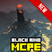 Black Ring for MCPE mod
