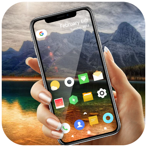 Transparent Screen: Transparent Live Wallpaper