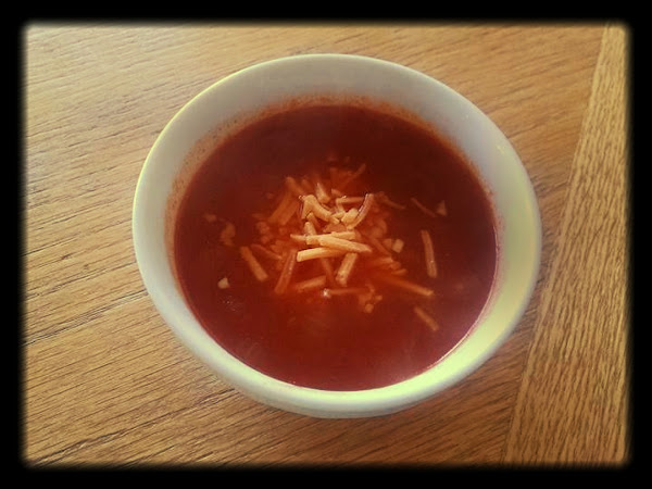 Spicy Tequila Beef Orzo Soup Recipe