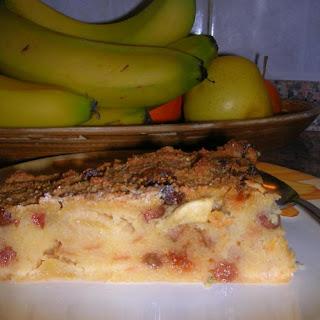 Pinza – Venetian bread pudding