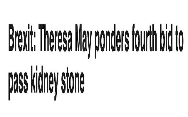 Brexit Stones