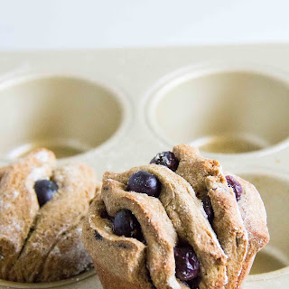 Pull-Apart Bread Blueberry Muffins