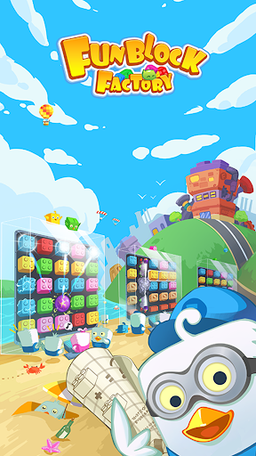 FunBlock Factory - screenshot