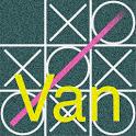 Tic-tac-toe Van icon
