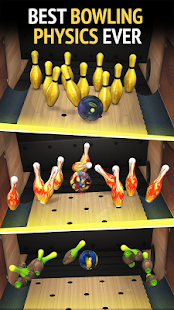 Bowling by Jason Belmonte: Game from bowling King Screenshot