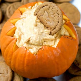 5 Ingredient Pumpkin Dip