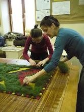 Photo: Éva szőnyege is készül