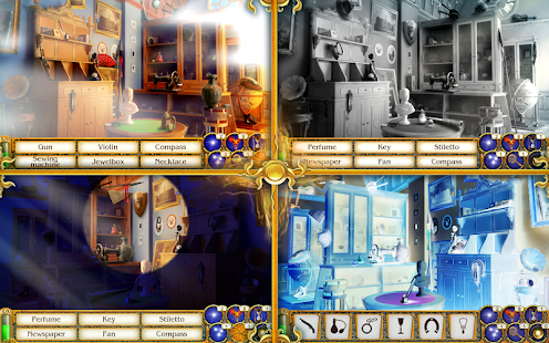 🔎 Time Gap: Hidden Object Christmas Mystery- screenshot thumbnail