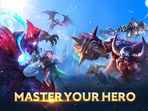 Arena of Valor: 5v5 Arena Game 1.25.1.2 Cheat screenshots 6