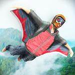Wingsuit Simulator 3D - Skydiving Game Icon