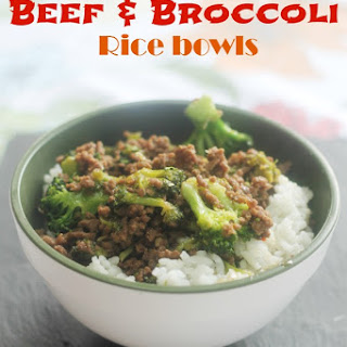 Korean Beef & Broccoli