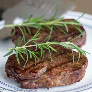 Father's Day Grilled Steak