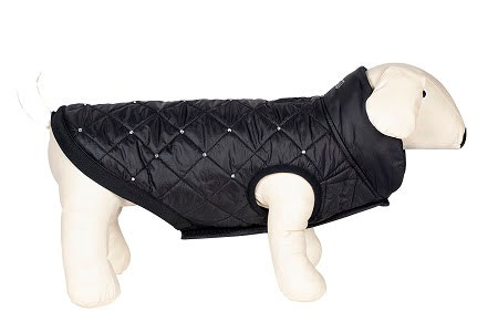 Equiline Grinch Hund Täcke Svart