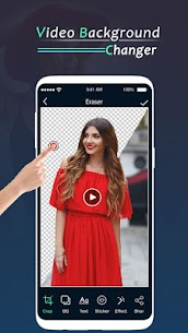 Video background Changer : Video Editor 1