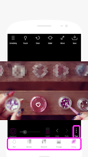 App Point Blur (Partial blur) DSLR APK for Windows Phone